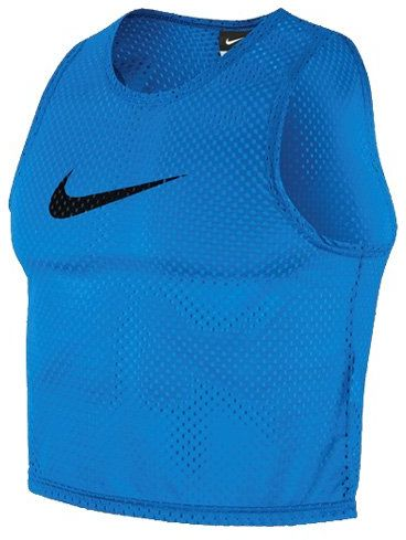 Nike męskie Nike Training Football Bib Tank Photo Blue/(Black) L