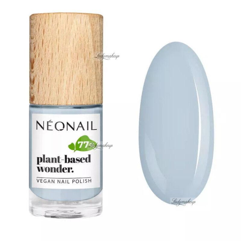 NeoNail - Plant-based wonder - Vegan Nail Polish - Wegański lakier do paznokci - 7,2 ml - 8697-7 - PURE CLOUD