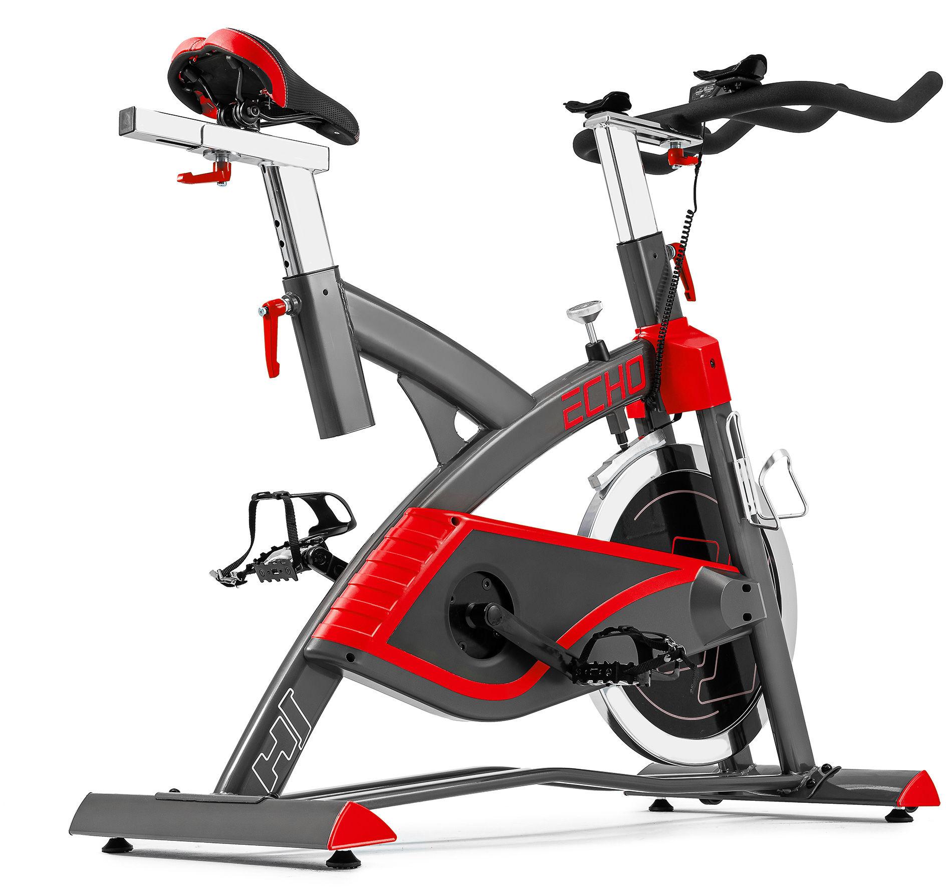 Rower Indoor Cycling HS-055IC Echo z wolnym biegiem