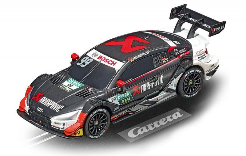 """Carrera GO!!! - Audi RS 5 DTM """"M.Rockenfeller, No.99"""" 64173"""
