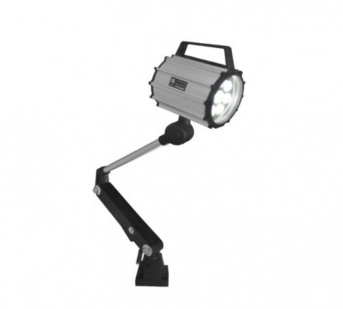Lampa maszynowa 9.5W 230V 4K M2-L LED