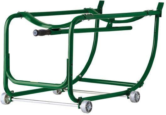 Stojak - wózek - kołyska pod beczkę - składowanie poziome