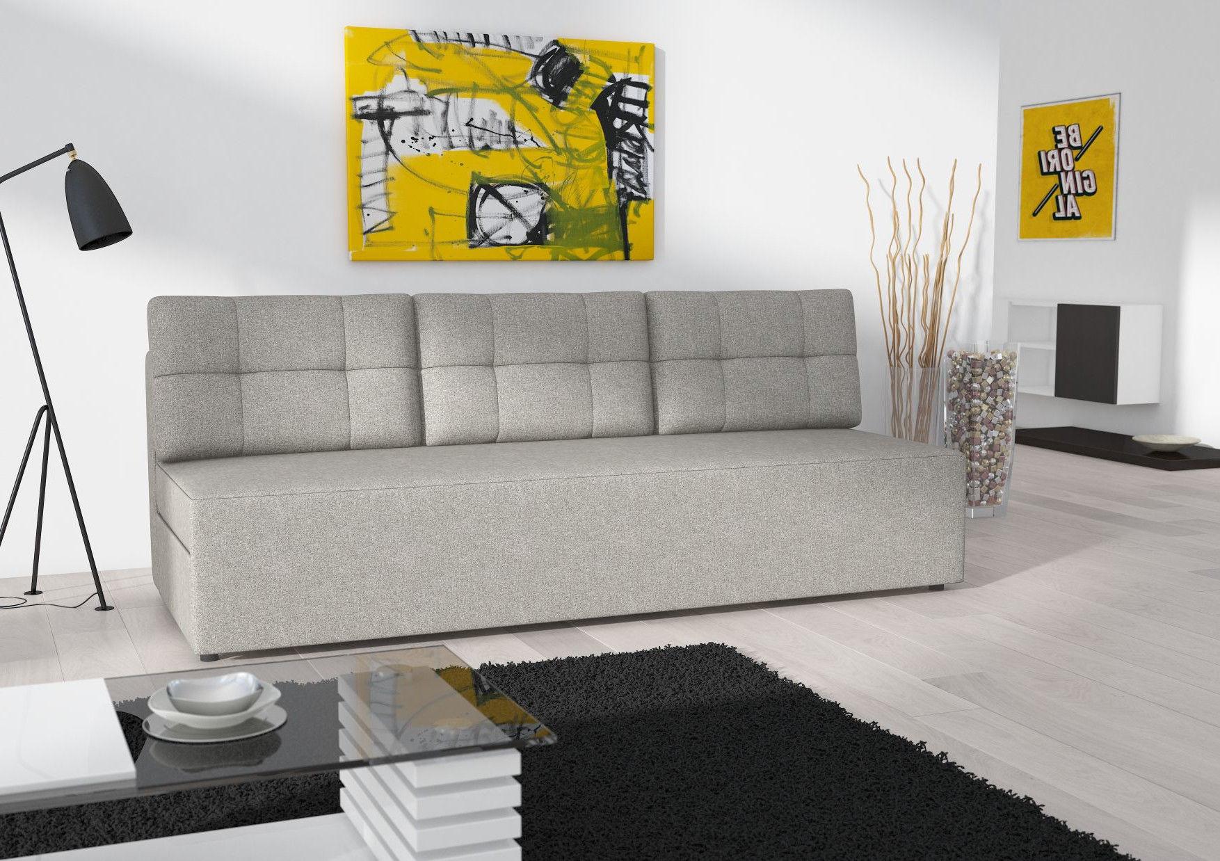Nowoczesna rozkładana sofa do salonu PONO