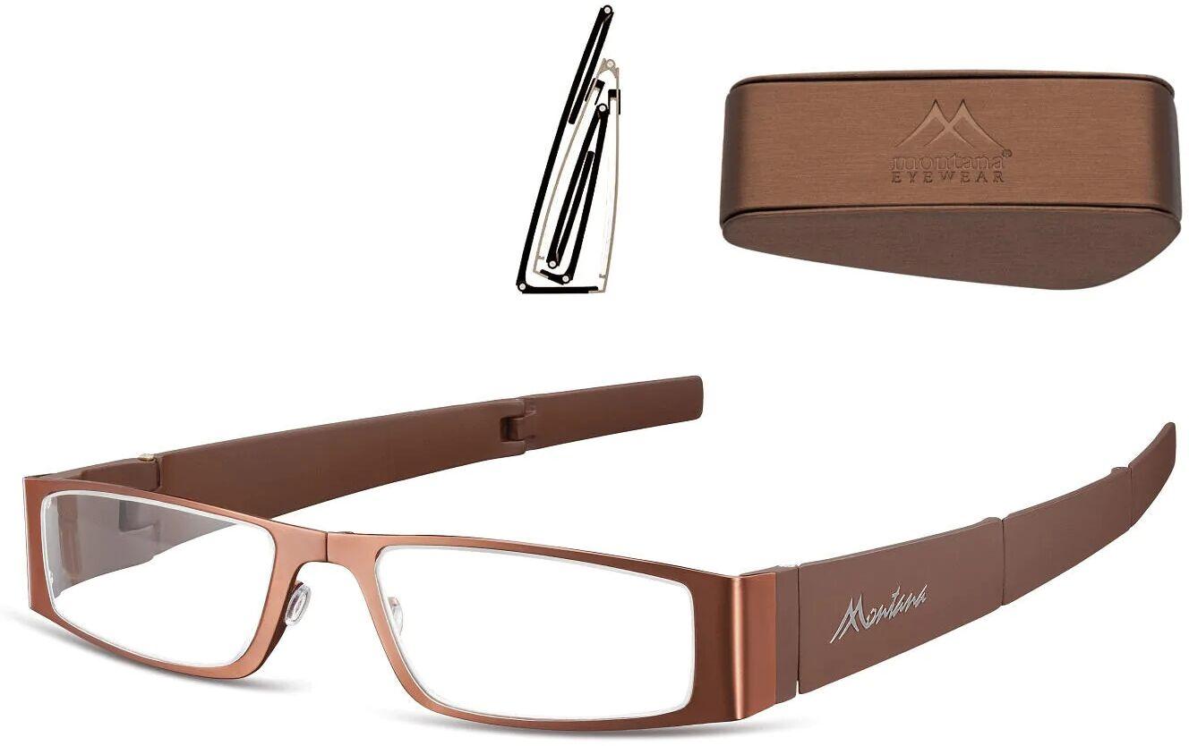 Składane Okulary do Czytania Montana MR26C moc:+2