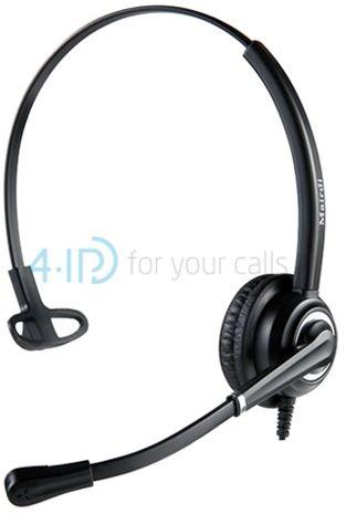 Mairdi 612 słuchawka call center na szybkozłączkę (Quick Disconnect)