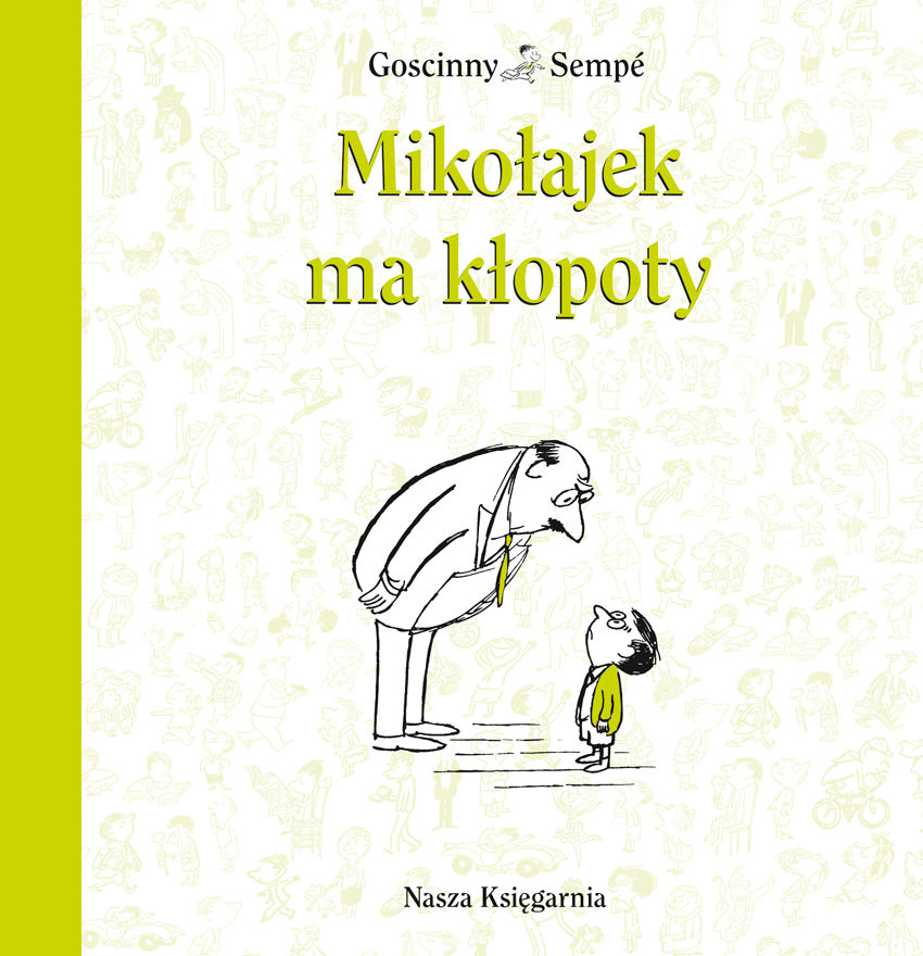 Mikołajek ma kłopoty - Jean-Jacques Sempe - ebook