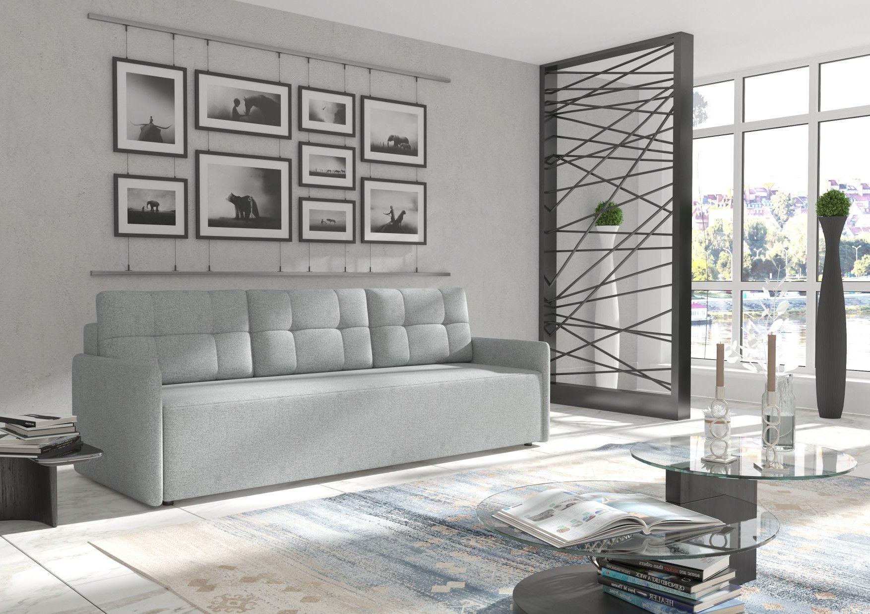 Nowoczesna sofa rozkładana VERO