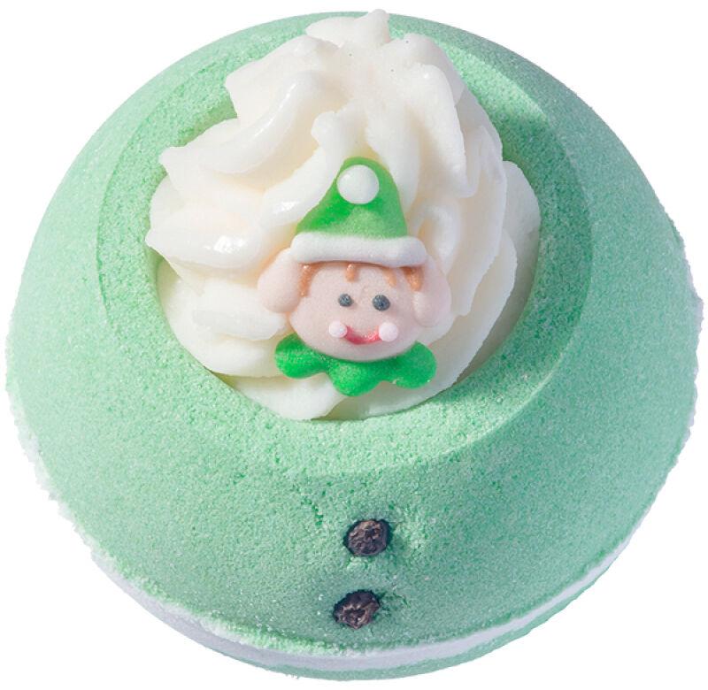 Bomb Cosmetics - Get Elfy - Musująca kula do kąpieli - SŁODKI ELF