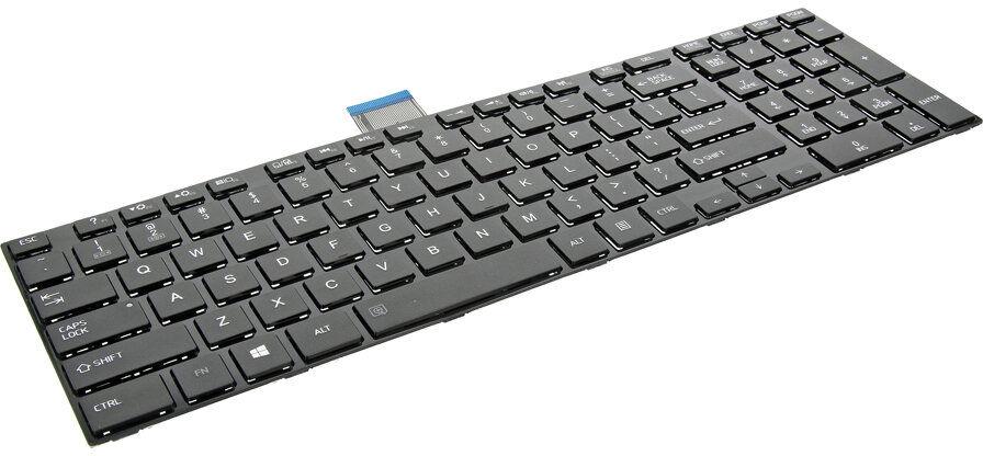 Klawiatura laptopa do Toshiba L850, L855, C655, L775 (wyspowa)
