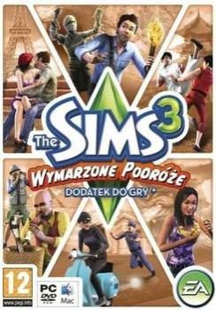 The Sims 3 Wymarzone podróże - Klucz aktywacyjny Origin