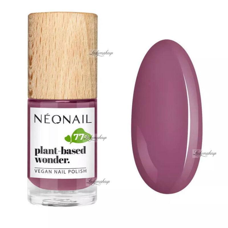 NeoNail - Plant-based wonder - Vegan Nail Polish - Wegański lakier do paznokci - 7,2 ml - 8675-7 - PURE DAHLIA