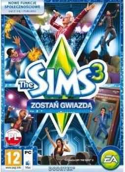 The Sims 3 Zostań Gwiazdą - Klucz aktywacyjny Origin Automatyczna wysyłka w ciągu 5 minut 24/7!