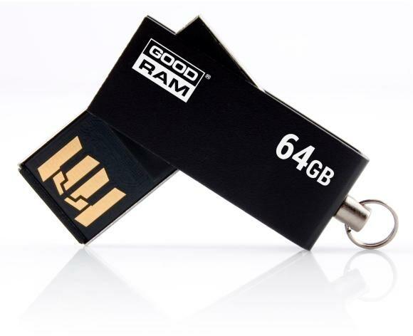 GoodRam UCU2 64GB USB 2.0 (czarny)