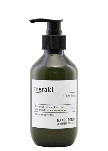 Meraki BODY Organiczny Balsam do Rąk - Linen Dew