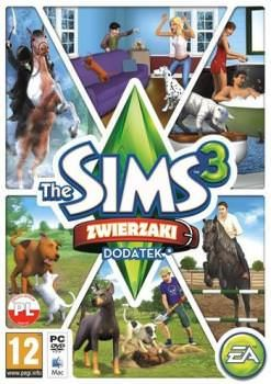 The Sims 3 Zwierzaki - Klucz aktywacyjny Origin Automatyczna wysyłka w ciągu 5 minut 24/7!