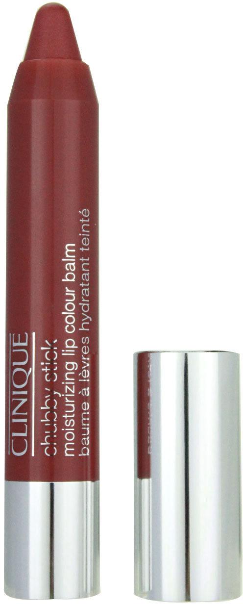 Clinique Chubby Stick Moisturizing Lip Colour Balm Stick szminka nawilżająca odcień 10 Bountiful Blush 3 g + do każdego zamówienia upominek.
