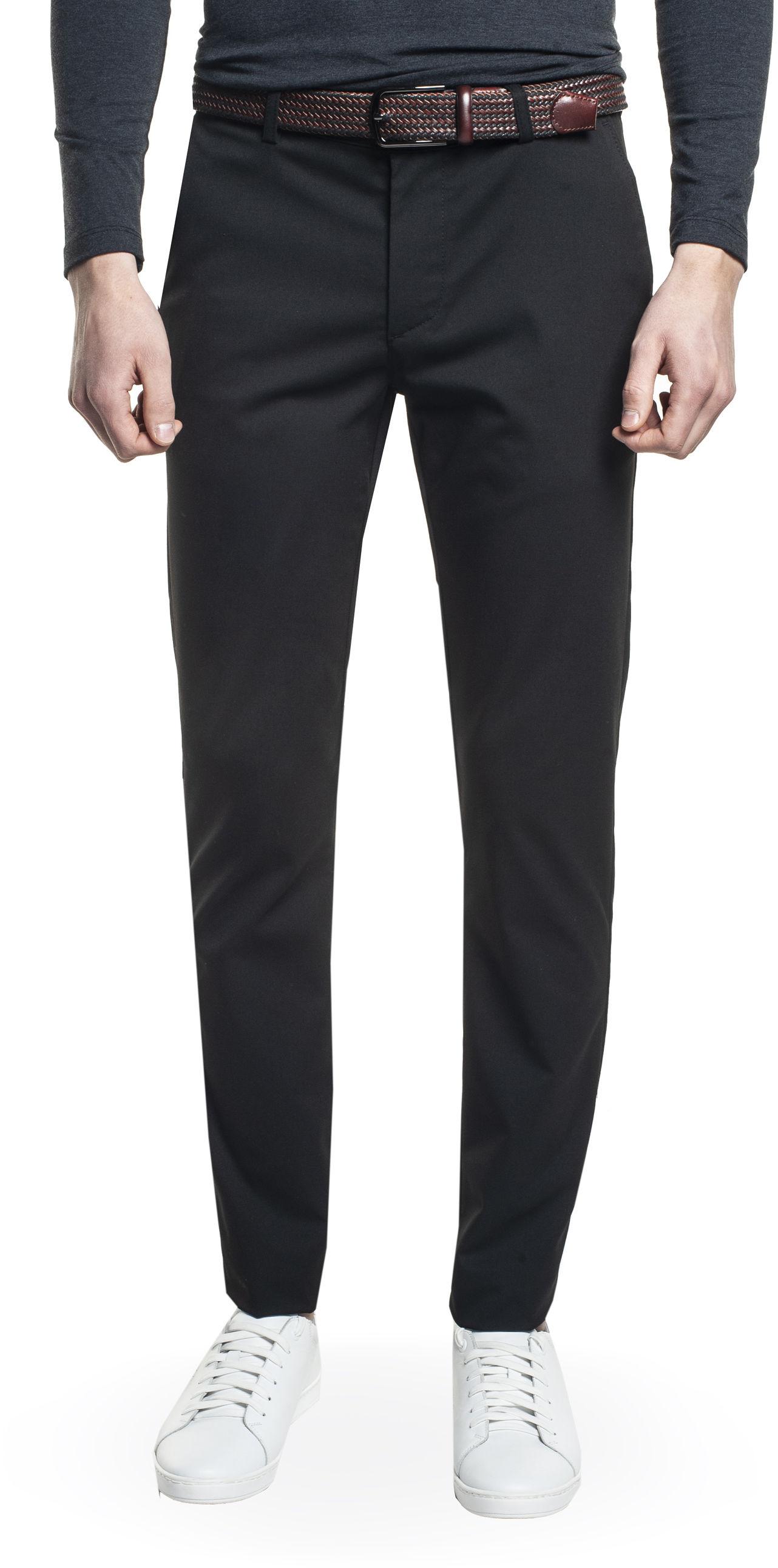 spodnie morgan 218 czarny