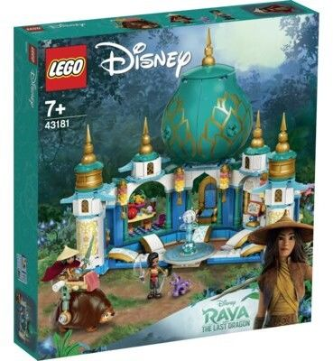 LEGO Disney Princess - Raya i Pałac Serca 43181