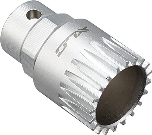 XLC TO-S05 narzędzie do łożysk wewnętrznych dla dorosłych, unisex, kolor srebrny, jeden rozmiar
