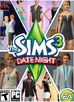 The Sims 3 Nocna Randka - Klucz aktywacyjny Origin