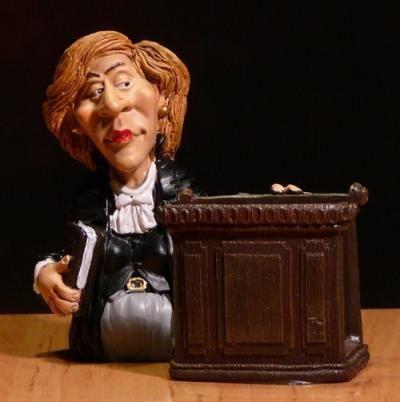 Wizytownik Pani Prawnik dla Prawnika