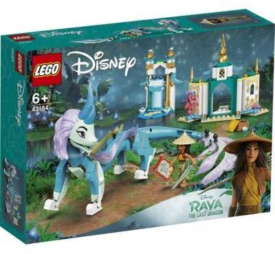LEGO Disney Princess - Raya i smok Sisu 43184