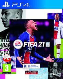 EA FIFA 21, PS4