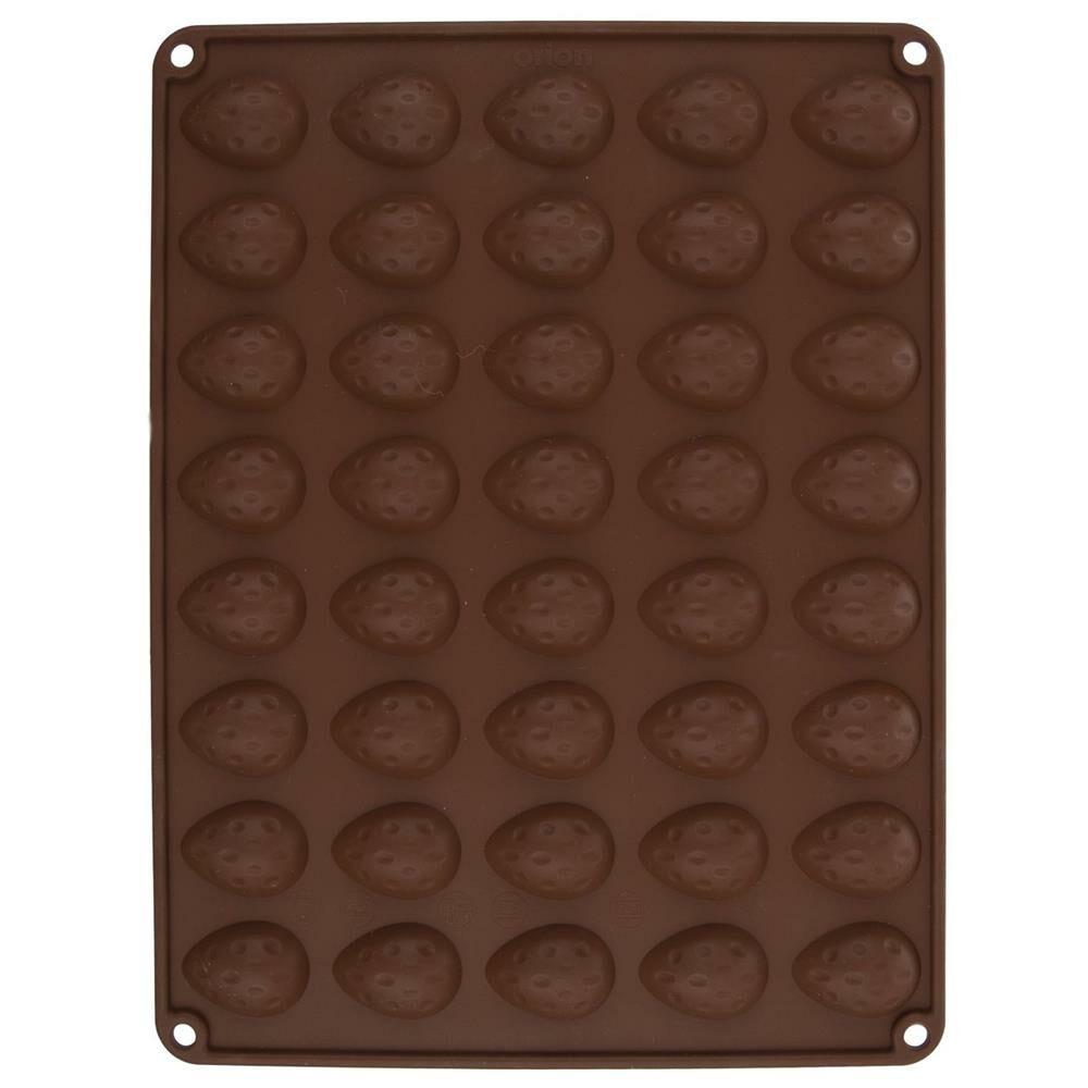Forma silikonowa ORZESZKI orzechy do pieczenia ciastek orzechów 40 sztuk