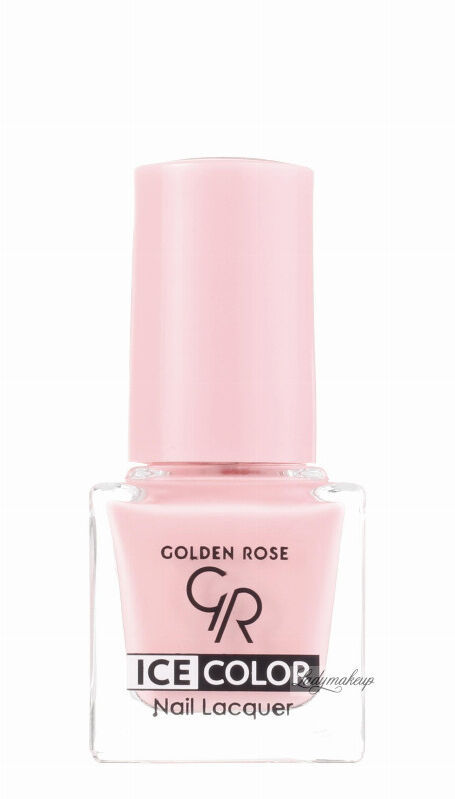 Golden Rose - Ice Color Nail Lacquer  Lakier do paznokci - 134