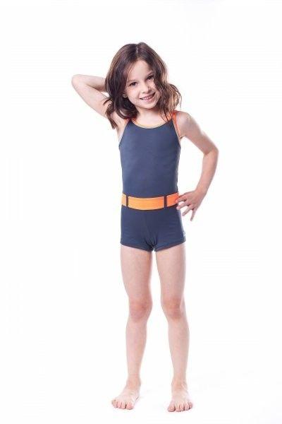 Shepa 071 kostium kąpielowy dziewczęcy (b3d11)