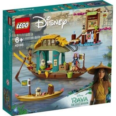 LEGO Disney Princess - Łódź Bouna 43185