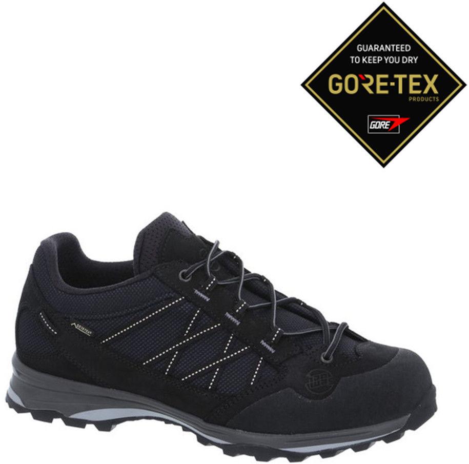 Buty trekkingowe Hanwag BELORADO II LOW BUNION GTX black