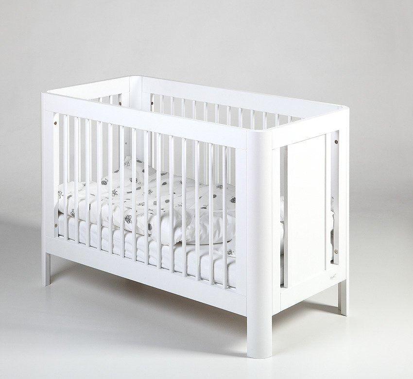 Łóżeczko dziecięce sun 120x60 troll nursery (k.biały)