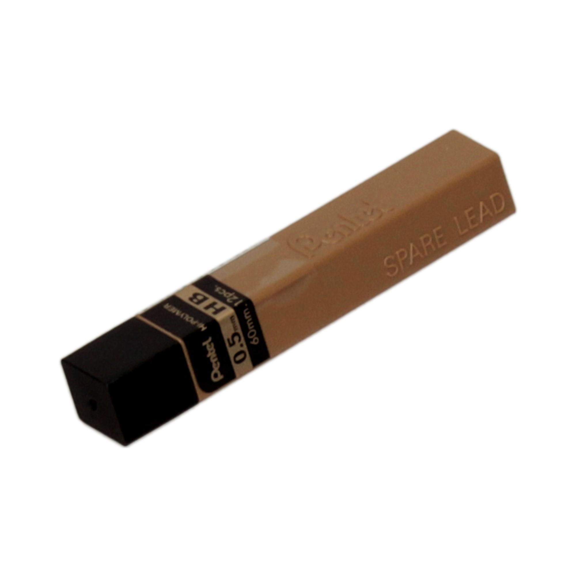 Grafit 0.5mm HB (12) Pentel