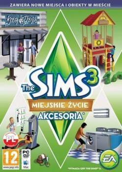The Sims 3 Miejskie Życie - Klucz aktywacyjny Origin Automatyczna wysyłka w ciągu 5 minut 24/7!