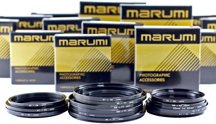 Redukcja filtrowa 43 - 40,5 (43mm na 40,5mm) Marumi (JAPAN)