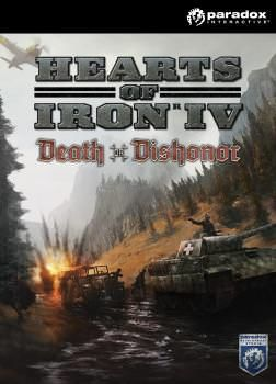 Hearts of Iron IV: Death or Dishonor - Klucz aktywacyjny Steam