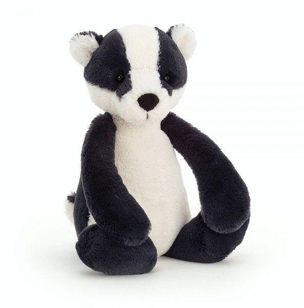 Jellycat - przytulanka maskotka Bashful Borsuk 31cm
