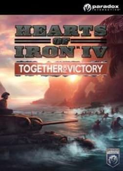 Hearts of Iron IV: Together For Victory - Klucz aktywacyjny Steam