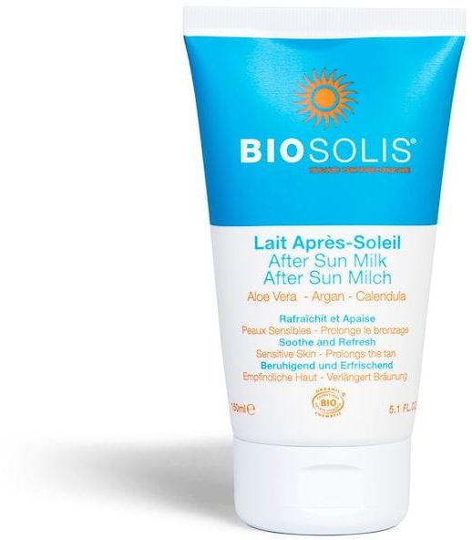 Mleczko po opalaniu eco 150 ml - biosolis