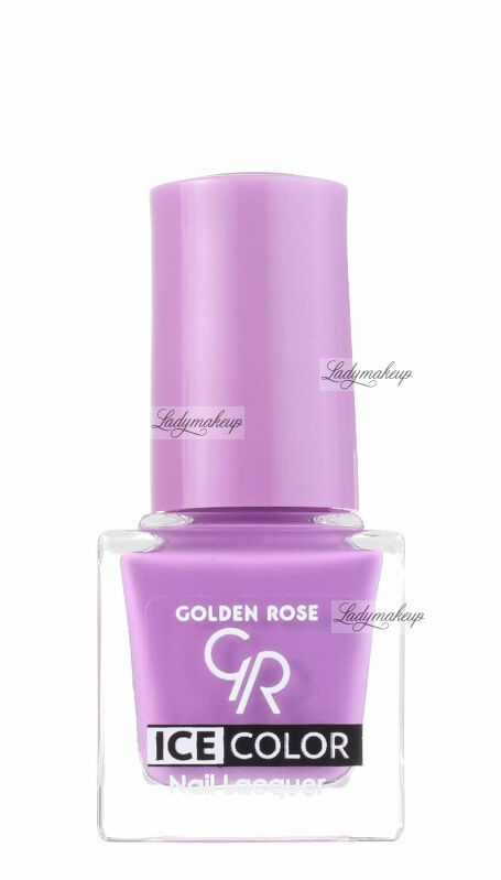 Golden Rose - Ice Color Nail Lacquer  Lakier do paznokci - 132