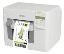 Epson ColorWorks TM-C3500 drukarka etykiet kolorowych