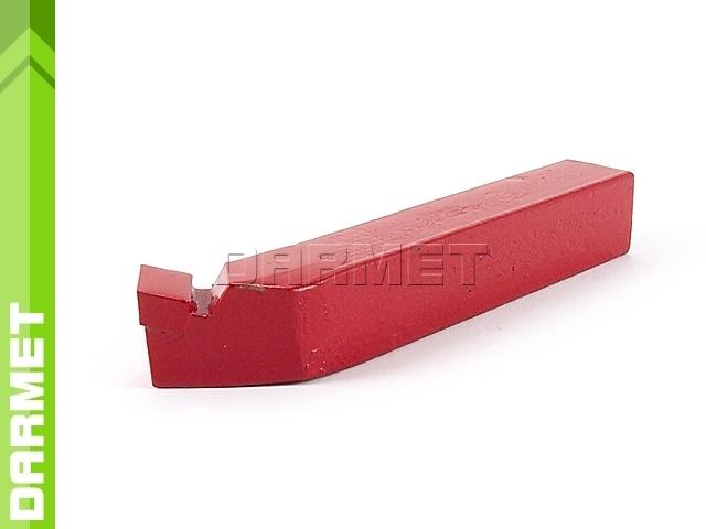 Nóż tokarski wygięty lewy NNZd ISO2, wielkość 1212 H20 (K20), do żeliwa