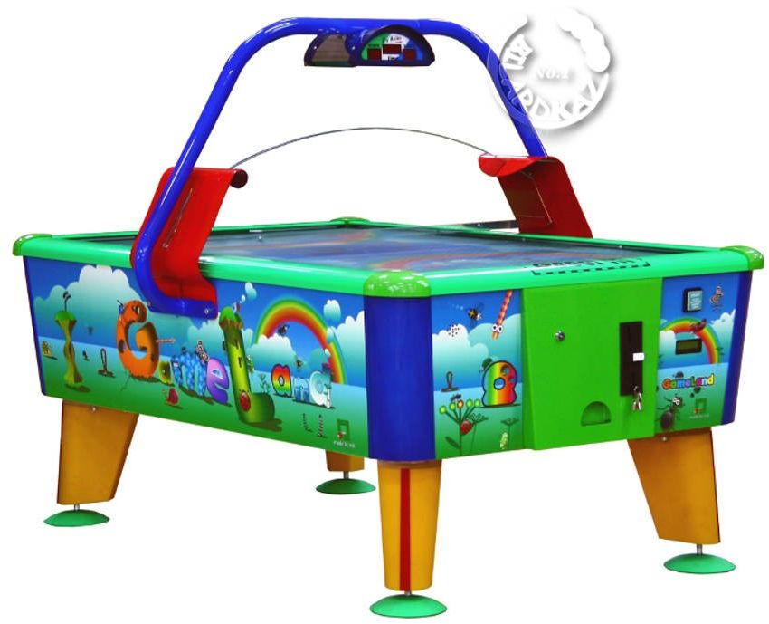 Air Hockey - Gameland