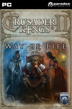 Crusader Kings II: Way of Life - Klucz aktywacyjny Steam