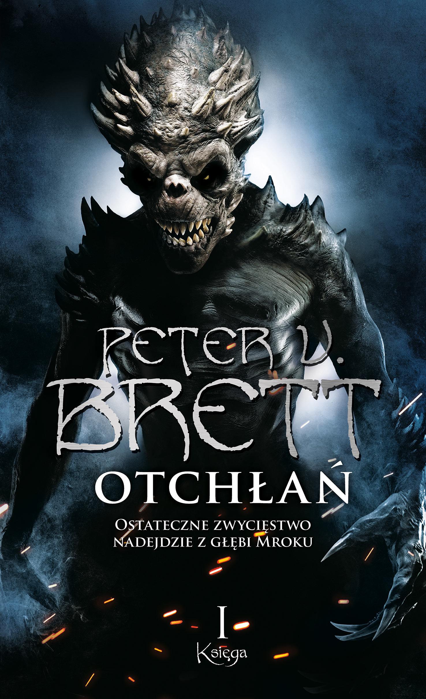 Otchłań  Księga 1 - Peter V. Brett - audiobook