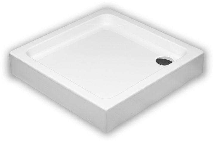 Schedpol Grando Plus Brodzik kwadratowy 70x70x17cm 3.0121