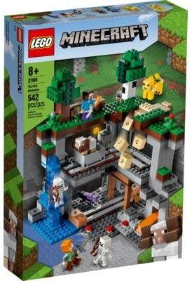 LEGO Minecraft - Pierwsza przygoda 21169