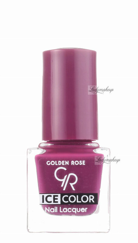 Golden Rose - Ice Color Nail Lacquer  Lakier do paznokci - 130