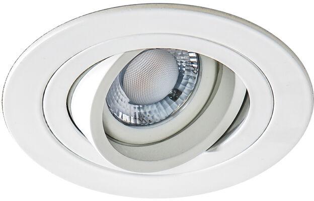 Oprawa do wbudowania CARO R biała AZ2430 - Azzardo  Sprawdź kupony i rabaty w koszyku  Zamów tel  533-810-034